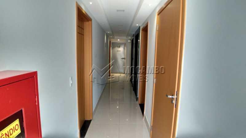 hall elevadores - Apartamento Condomínio Edifício Residencial Reserva da Mata, Itatiba, Jardim das Nações, SP À Venda, 2 Quartos, 45m² - FCAP20842 - 5
