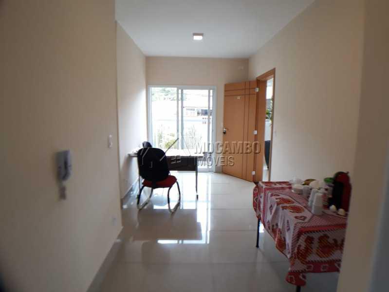 sala cozinha - Apartamento Condomínio Edifício Residencial Reserva da Mata, Itatiba, Jardim das Nações, SP À Venda, 2 Quartos, 45m² - FCAP20842 - 7