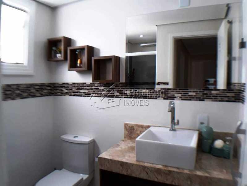 banheiro social - Apartamento 3 quartos à venda Itatiba,SP - R$ 258.000 - FCAP30460 - 7