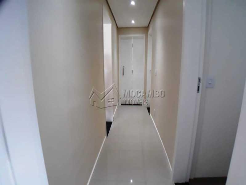 circulação - Apartamento 3 quartos à venda Itatiba,SP - R$ 258.000 - FCAP30460 - 9