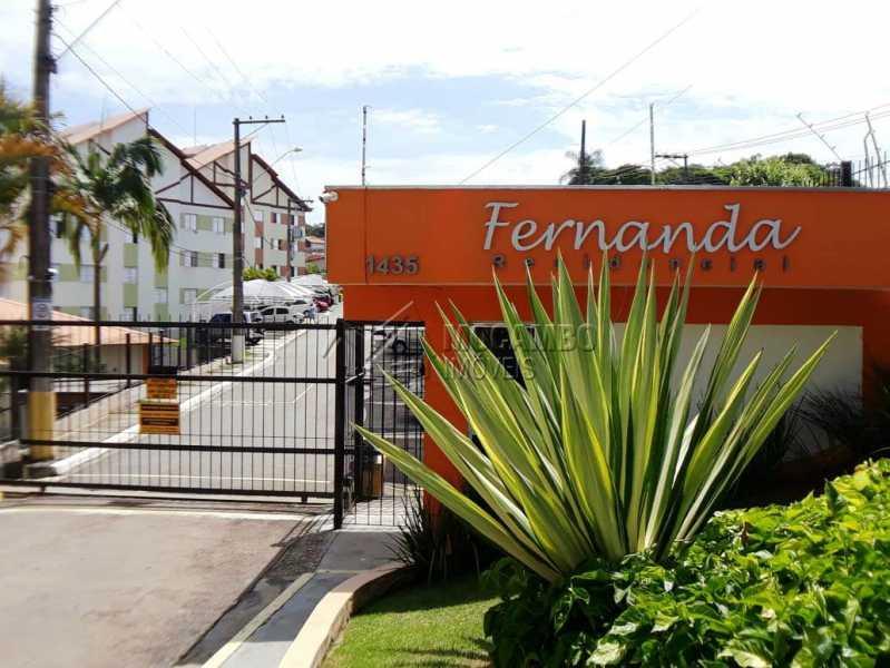 portaria social Seg. Integrada - Apartamento 3 quartos à venda Itatiba,SP - R$ 258.000 - FCAP30460 - 17
