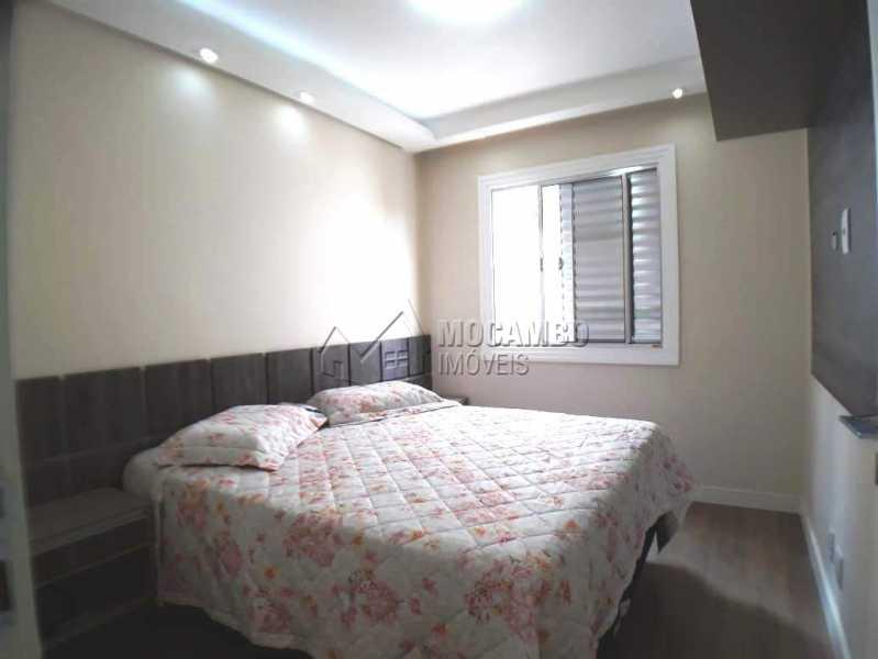 quarto 1 com planejados a - Apartamento 3 quartos à venda Itatiba,SP - R$ 258.000 - FCAP30460 - 10