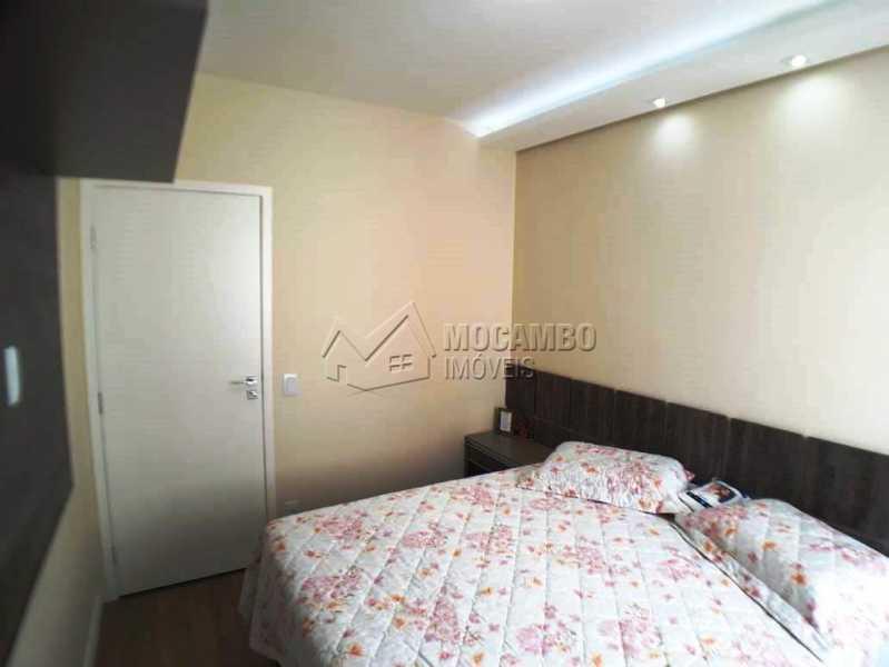 quarto 1 com planejados - Apartamento 3 quartos à venda Itatiba,SP - R$ 258.000 - FCAP30460 - 11