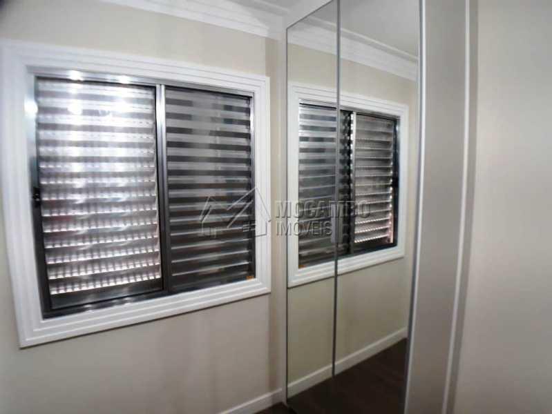 quarto 2 com closet e armarios - Apartamento 3 quartos à venda Itatiba,SP - R$ 258.000 - FCAP30460 - 13