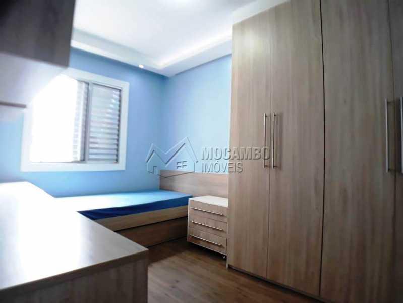 quarto 3 com planejados - Apartamento 3 quartos à venda Itatiba,SP - R$ 258.000 - FCAP30460 - 15