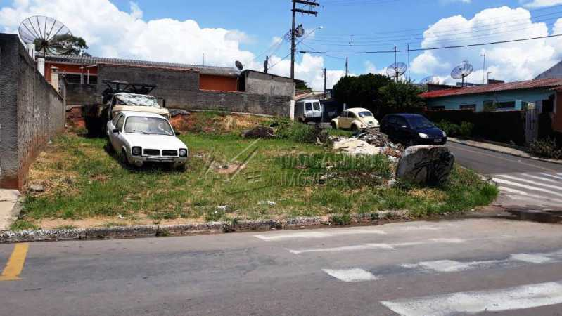 Lote Multifaliar esquina  - Terreno 250m² À Venda Itatiba,SP - R$ 170.000 - FCMF00116 - 3