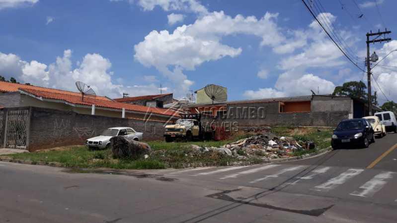 Lote Multifaliar esquina  - Terreno 250m² À Venda Itatiba,SP - R$ 170.000 - FCMF00116 - 1