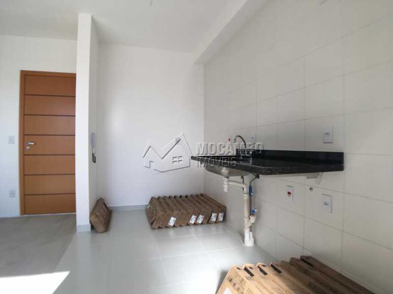 Cozinha - Apartamento 2 quartos à venda Itatiba,SP - R$ 320.000 - FCAP20844 - 5