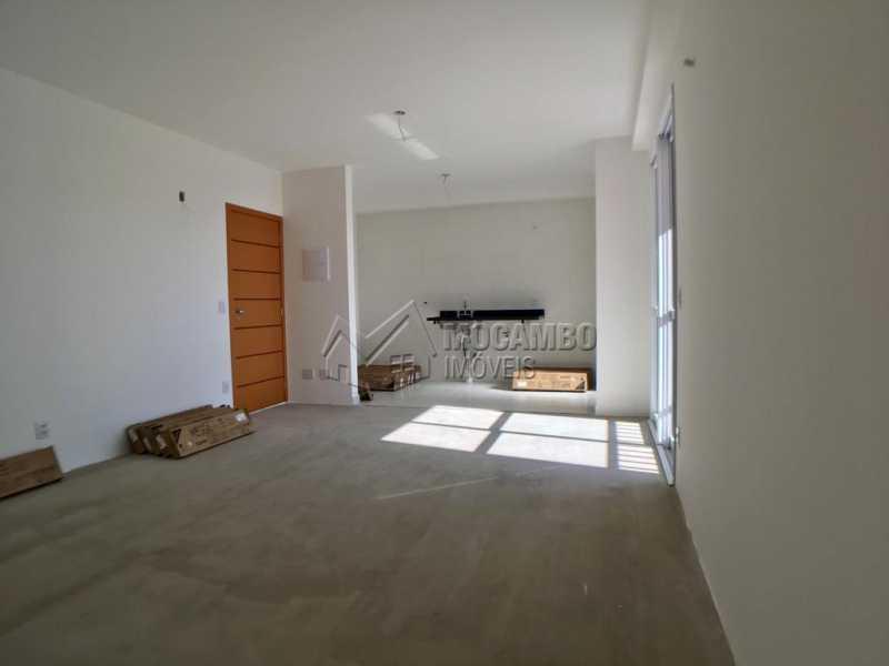 Sala - Apartamento 2 quartos à venda Itatiba,SP - R$ 320.000 - FCAP20844 - 4