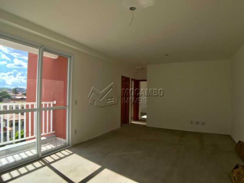 Sala - Apartamento 2 quartos à venda Itatiba,SP - R$ 320.000 - FCAP20844 - 3
