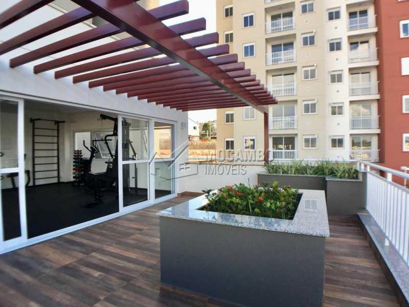 Área externa - Apartamento 2 quartos à venda Itatiba,SP - R$ 320.000 - FCAP20844 - 14