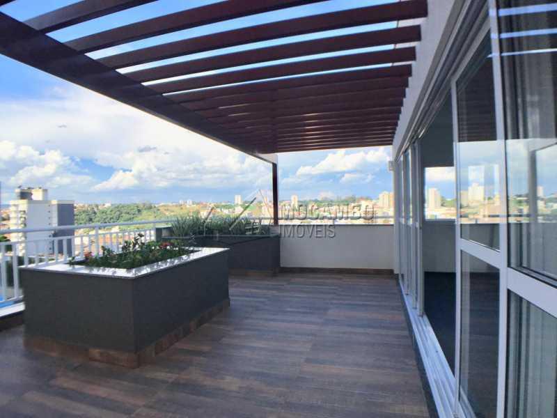 Área externa - Apartamento 2 quartos à venda Itatiba,SP - R$ 320.000 - FCAP20844 - 17