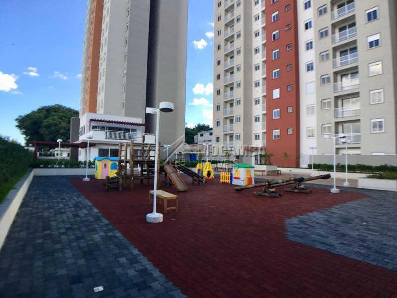 Playground - Apartamento 2 quartos à venda Itatiba,SP - R$ 320.000 - FCAP20844 - 19