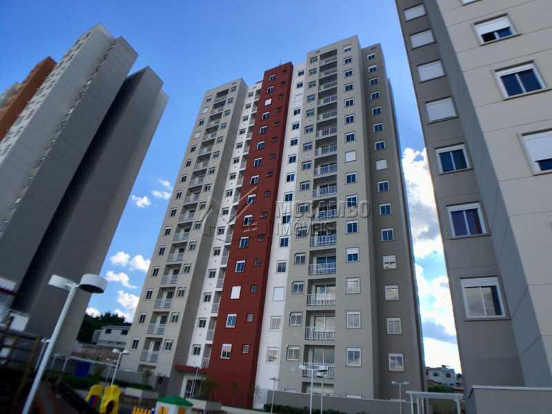 Fachada - Apartamento 2 quartos à venda Itatiba,SP - R$ 320.000 - FCAP20844 - 24