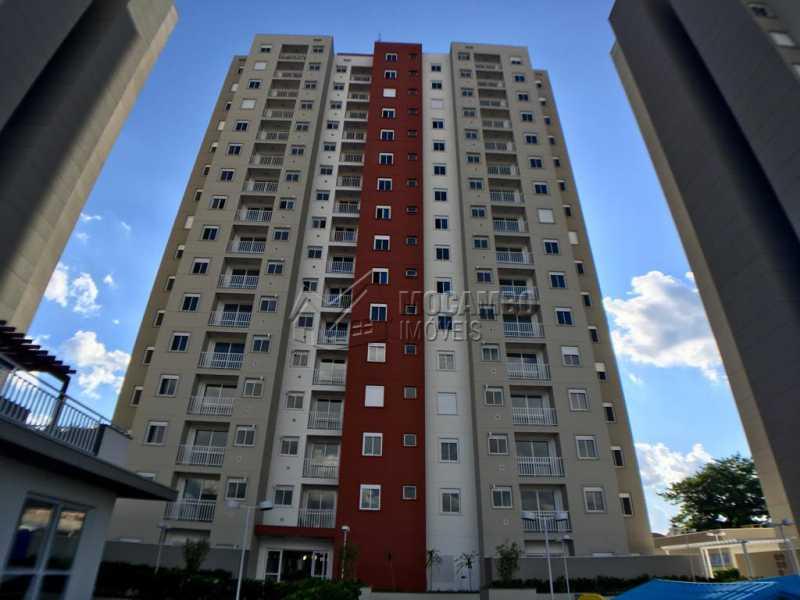 Fachada - Apartamento 2 quartos à venda Itatiba,SP - R$ 320.000 - FCAP20844 - 1