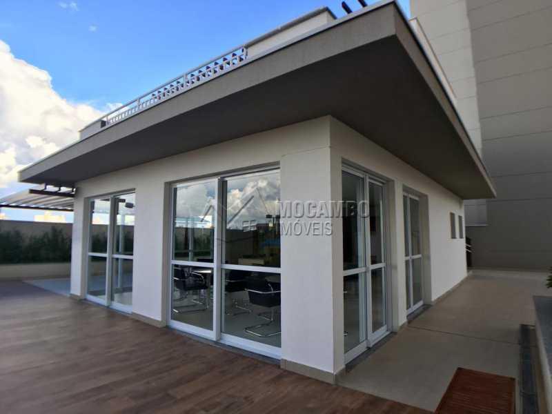 Salão de festas - Apartamento 2 quartos à venda Itatiba,SP - R$ 320.000 - FCAP20844 - 21