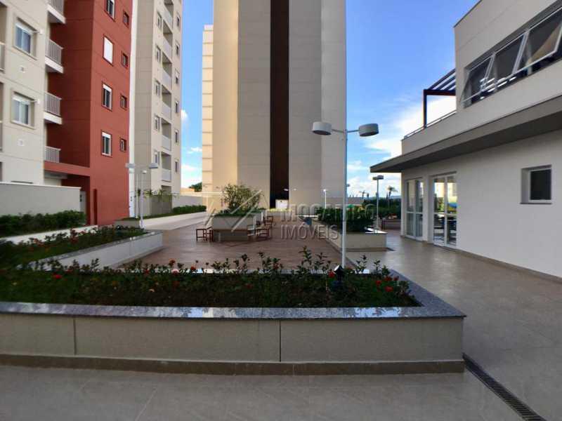 Área externa - Apartamento 2 quartos à venda Itatiba,SP - R$ 320.000 - FCAP20844 - 20