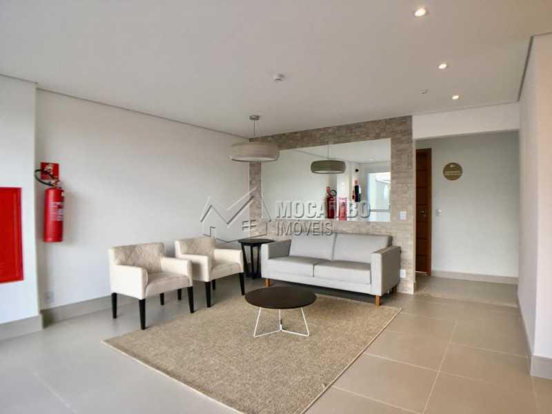Recepção - Apartamento 2 quartos à venda Itatiba,SP - R$ 320.000 - FCAP20844 - 12