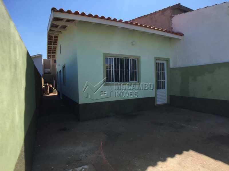 Fachada - Casa Itatiba,Loteamento Horizonte Azul,SP À Venda,2 Quartos,53m² - FCCA21114 - 7