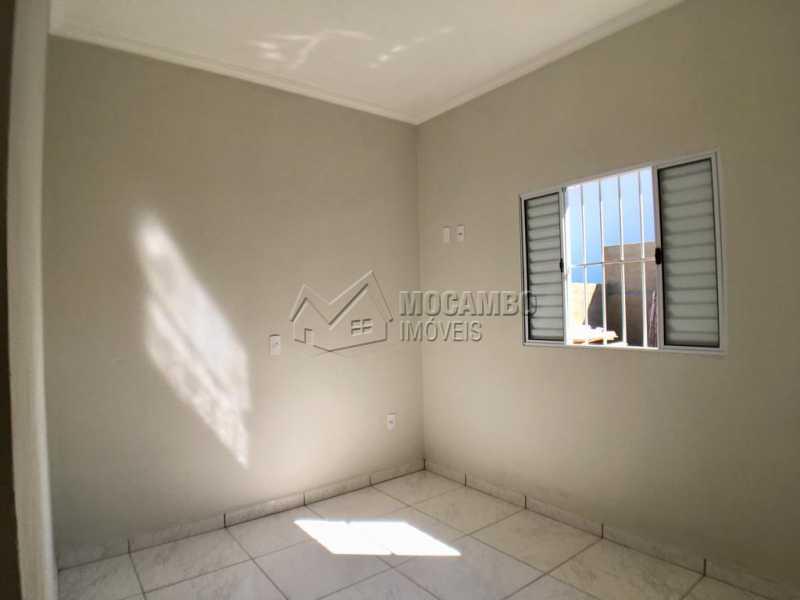 Dormitório - Casa Itatiba,Loteamento Horizonte Azul,SP À Venda,2 Quartos,53m² - FCCA21114 - 4