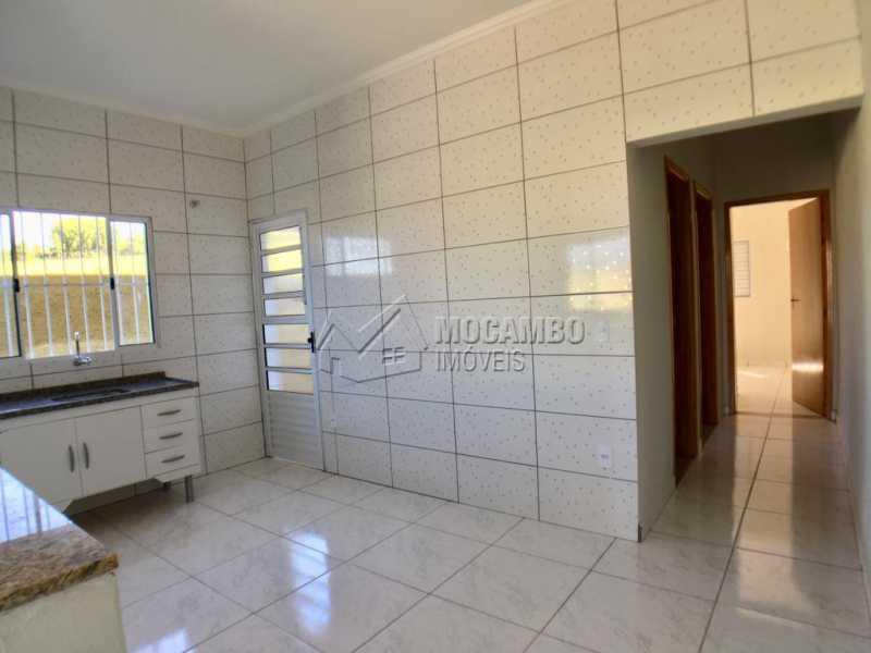 Cozinha - Casa Itatiba,Loteamento Horizonte Azul,SP À Venda,2 Quartos,53m² - FCCA21114 - 6