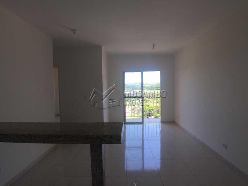 Sala - Apartamento em condomínio À Venda - Condomínio Edifício Mirante de Itatiba I - Itatiba - SP - Loteamento Santo Antônio - FCAP20845 - 11