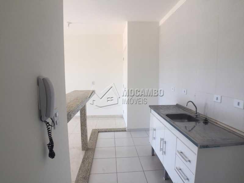 Cozinha - Apartamento em condomínio À Venda - Condomínio Edifício Mirante de Itatiba I - Itatiba - SP - Loteamento Santo Antônio - FCAP20845 - 14