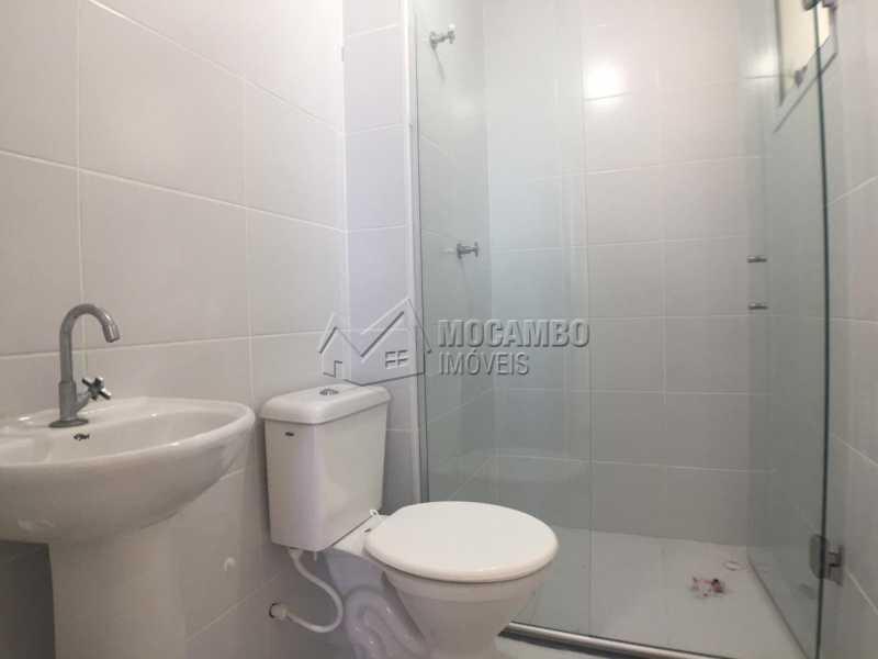Banheiro - Apartamento em condomínio À Venda - Condomínio Edifício Mirante de Itatiba I - Itatiba - SP - Loteamento Santo Antônio - FCAP20845 - 15