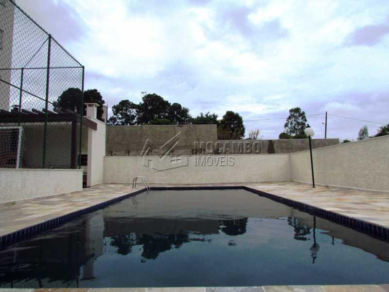 Piscina - Apartamento em condomínio À Venda - Condomínio Edifício Mirante de Itatiba I - Itatiba - SP - Loteamento Santo Antônio - FCAP20845 - 5