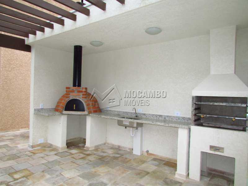 Churrasqueira - Apartamento em condomínio À Venda - Condomínio Edifício Mirante de Itatiba I - Itatiba - SP - Loteamento Santo Antônio - FCAP20845 - 8