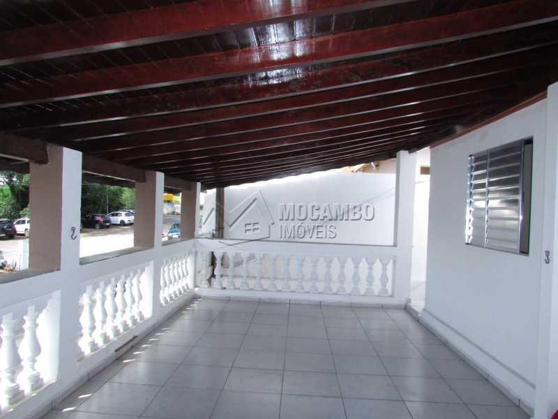 Varanda  - Casa 2 Quartos À Venda Itatiba,SP - R$ 630.000 - FCCA21118 - 10