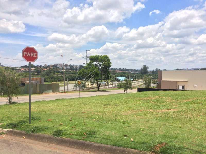 Terreno - Terreno 541m² à venda Itatiba,SP - R$ 245.000 - FCUF01158 - 1