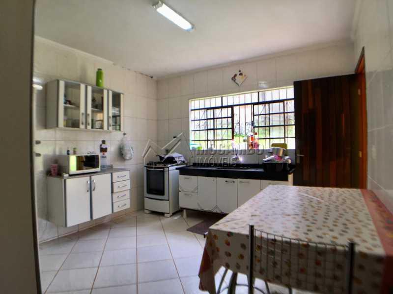 Cozinha - Chácara À Venda - Itatiba - SP - Jardim Leonor - FCCH30109 - 6