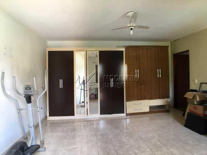 Dormitório edícula - Chácara À Venda - Itatiba - SP - Jardim Leonor - FCCH30109 - 17