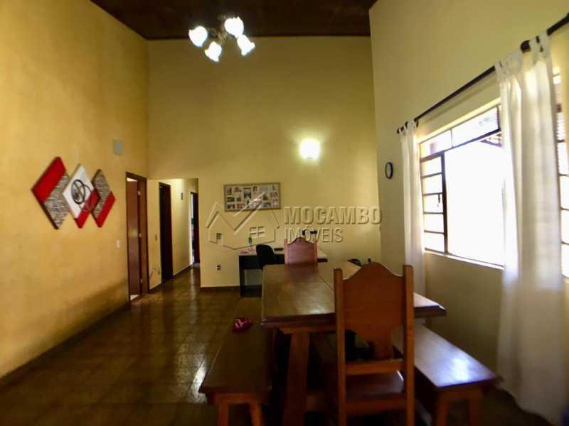 Sala de jantar - Chácara À Venda - Itatiba - SP - Jardim Leonor - FCCH30109 - 4
