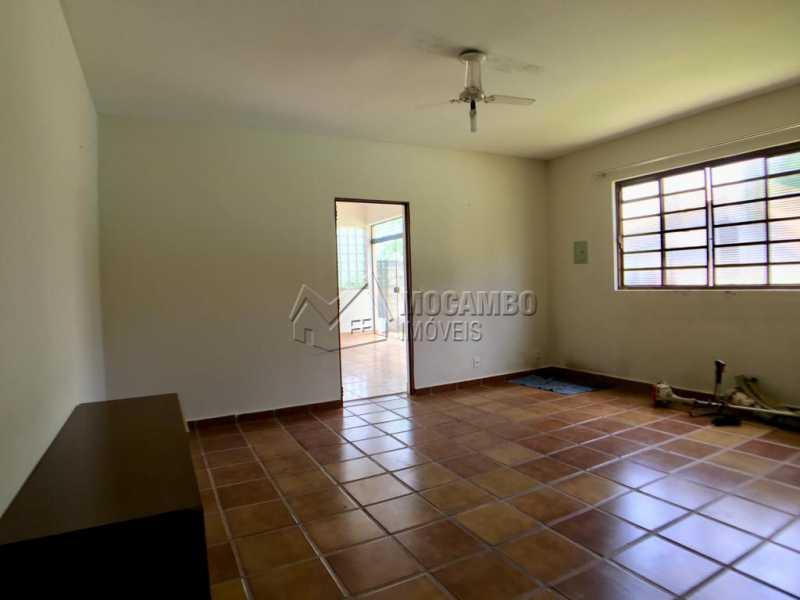 Sala edícula - Chácara À Venda - Itatiba - SP - Jardim Leonor - FCCH30109 - 15