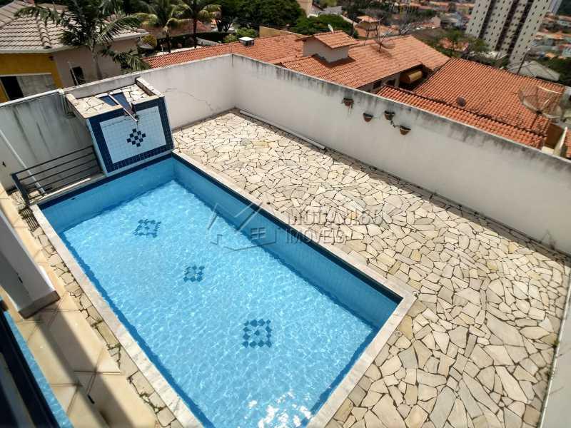 Área Externa - Casa 3 quartos à venda Itatiba,SP Nova Itatiba - R$ 900.000 - FCCA31161 - 27