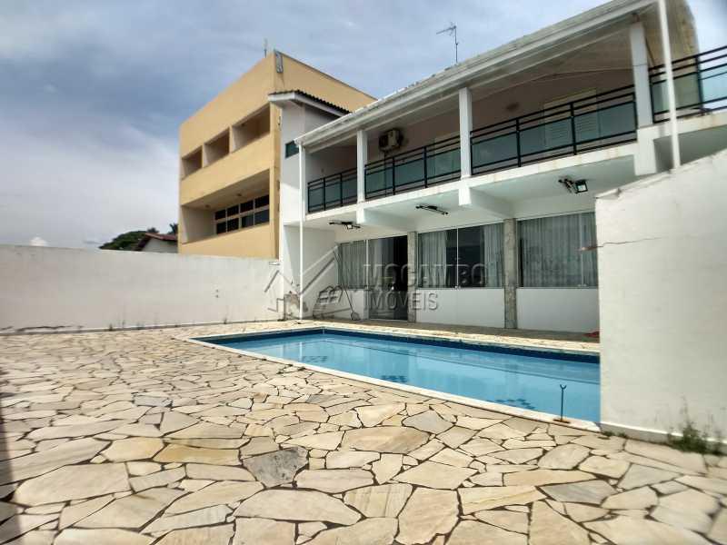 Área Externa - Casa 3 quartos à venda Itatiba,SP Nova Itatiba - R$ 900.000 - FCCA31161 - 25