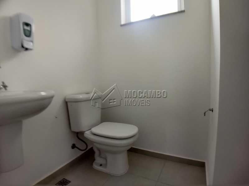 Banheiro - Sala Comercial 50m² para alugar Itatiba,SP - R$ 1.500 - FCSL00168 - 5