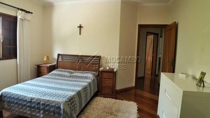 Suíte 01 - Casa em Condomínio 4 Quartos À Venda Itatiba,SP - R$ 1.500.000 - FCCN40121 - 9