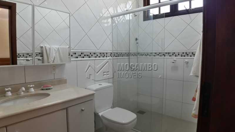 Banheiro Suíte 02 - Casa em Condomínio 4 Quartos À Venda Itatiba,SP - R$ 1.500.000 - FCCN40121 - 12