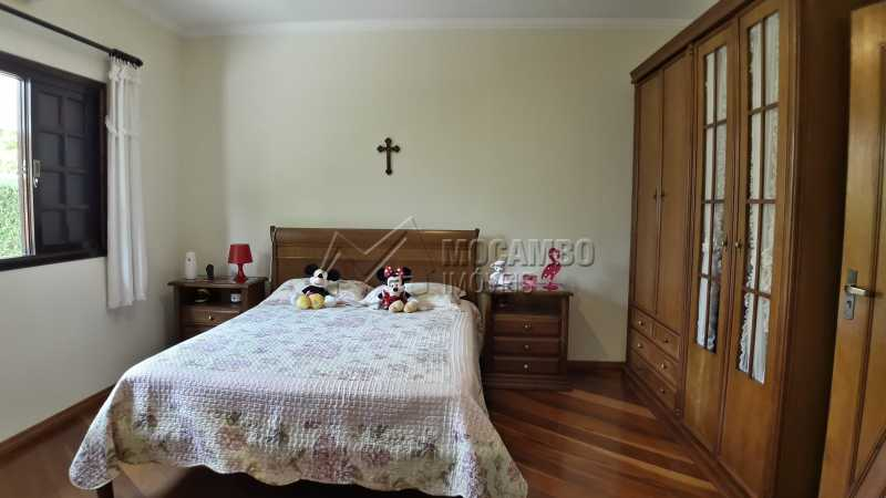 Suíte 02 - Casa em Condomínio 4 Quartos À Venda Itatiba,SP - R$ 1.500.000 - FCCN40121 - 11