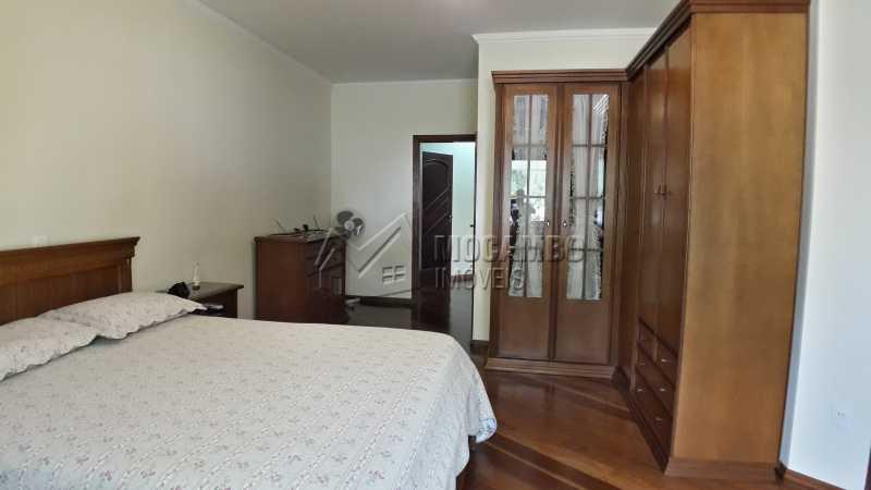 Suíte Master - Casa em Condomínio 4 Quartos À Venda Itatiba,SP - R$ 1.500.000 - FCCN40121 - 13