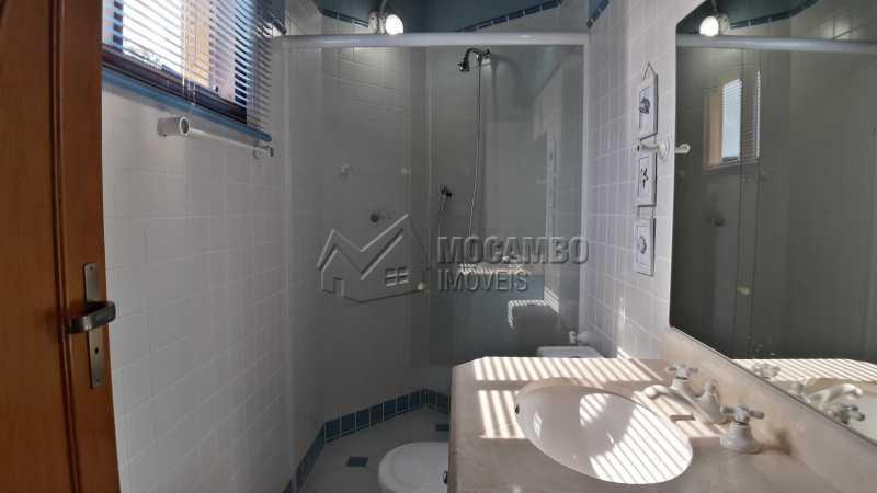 Banheiro Suíte 04 - Casa em Condomínio 4 Quartos À Venda Itatiba,SP - R$ 1.500.000 - FCCN40121 - 20
