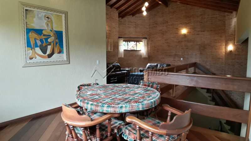 Mezanino  - Casa em Condomínio 4 Quartos À Venda Itatiba,SP - R$ 1.500.000 - FCCN40121 - 18