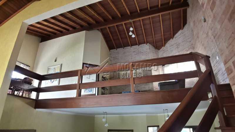 Mezanino - Casa em Condomínio 4 Quartos À Venda Itatiba,SP - R$ 1.500.000 - FCCN40121 - 17