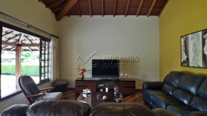 Sala de Star  - Casa em Condomínio 4 Quartos À Venda Itatiba,SP - R$ 1.500.000 - FCCN40121 - 4