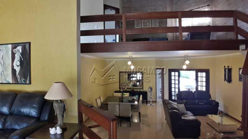 Salas - Casa em Condomínio 4 Quartos À Venda Itatiba,SP - R$ 1.500.000 - FCCN40121 - 5