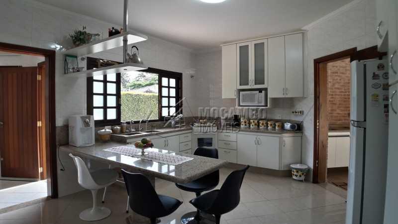 Cozinha - Casa em Condomínio 4 Quartos À Venda Itatiba,SP - R$ 1.500.000 - FCCN40121 - 21