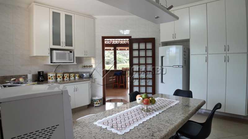 Cozinha - Casa em Condomínio 4 Quartos À Venda Itatiba,SP - R$ 1.500.000 - FCCN40121 - 22